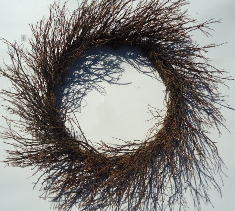 "MANZANITA WREATH 34""-36"""
