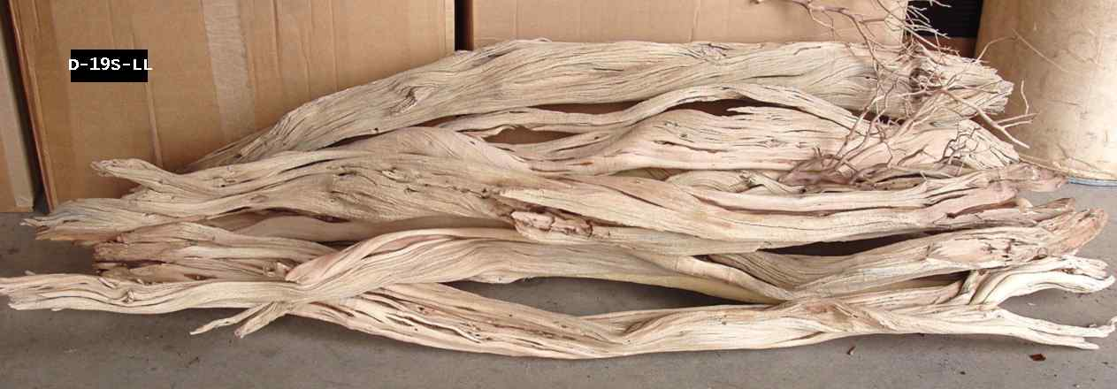 GHOSTWOOD LOGS EXTRA LONG 5-6 FT